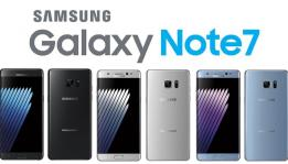 Samsung Galaxy Note 7 RAM 6 GB